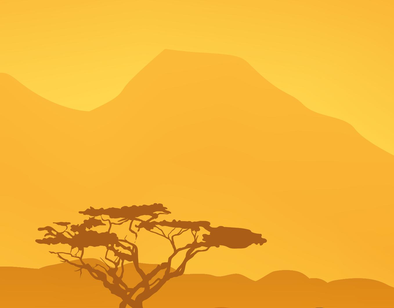 glamping safari infographic detail