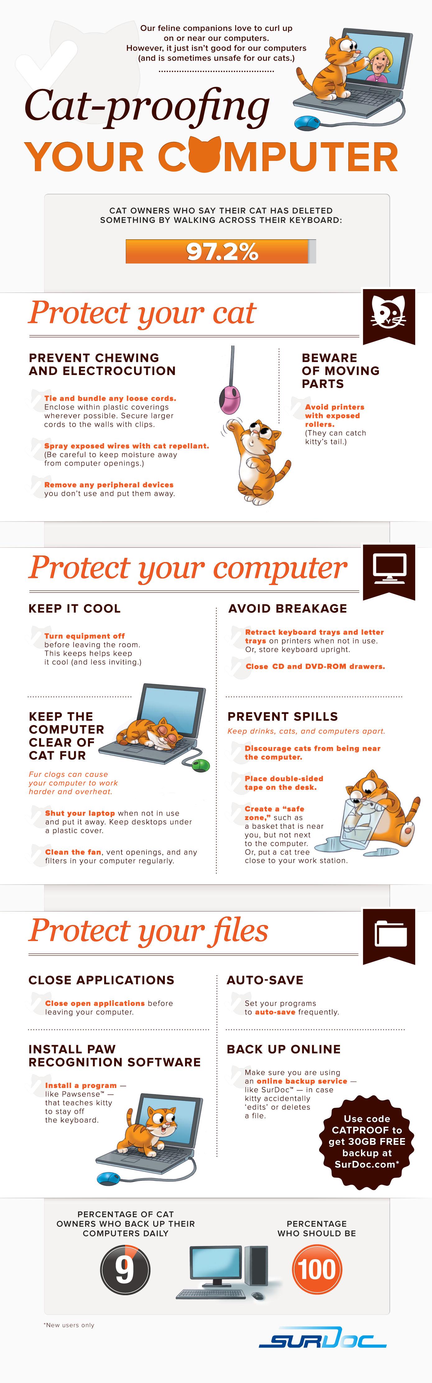 Infographic katten computers