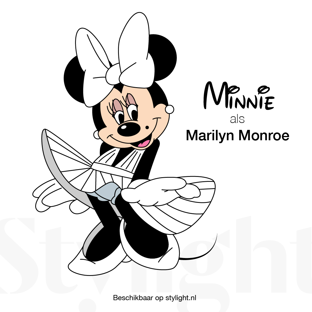 InfoGraphic Marilyn Monroe