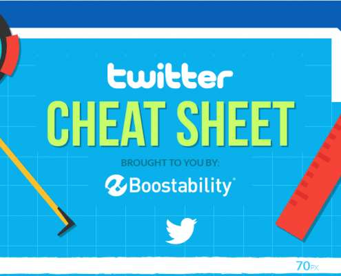 Twitter post cheatsheet thumbnail