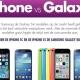 galaxy vs iphone