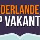 Deel van Nederlands op vakantie