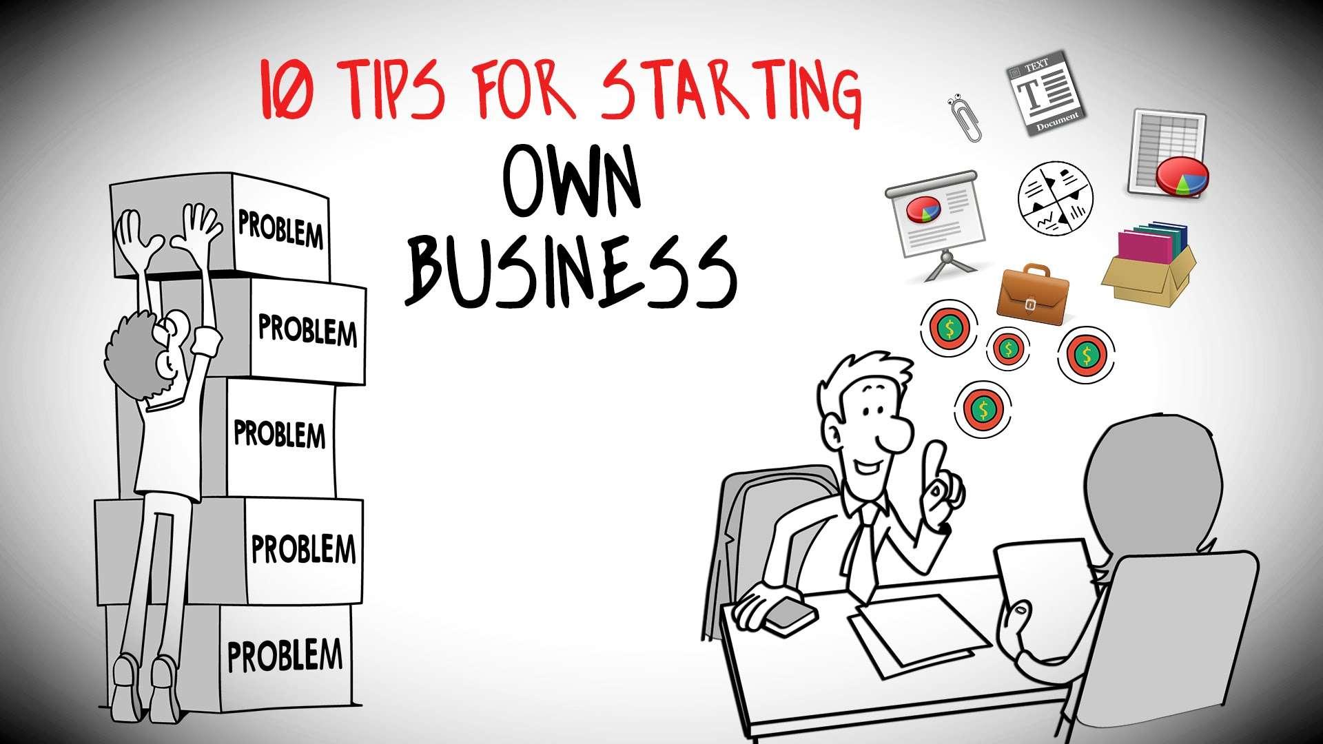 Thumbnail tips die je helpen om een bedrijf op te zetten