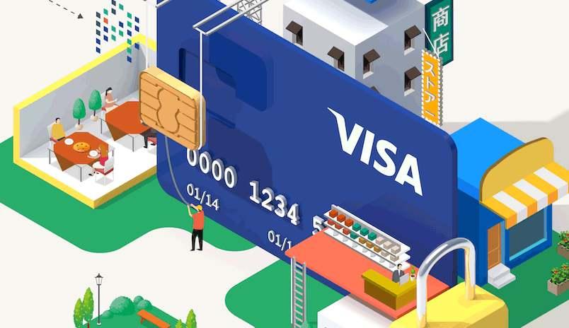 Een thumbnail van een infographic over EMV chip kaarten.