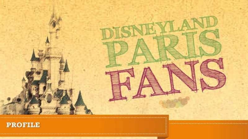 Disneyland Fans Infographic