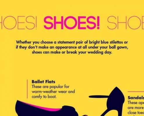 Infographic over schoenen feitjes