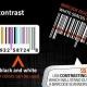 Infographic over de meest voorkomende problemen bij barcodes