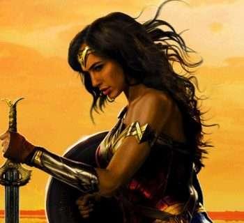 Thumbnail voor de Wonder Woman infographic.