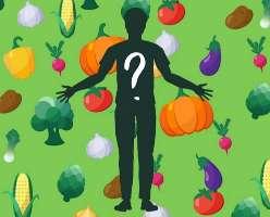 Infographic thumbnail over het effect van een vegetarisch dieet