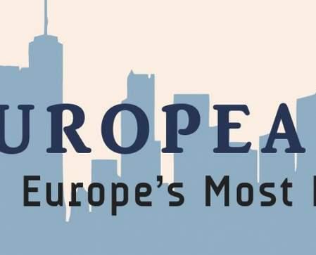 Thumbnail voor de beste vakantiebestemmingen in Europa.