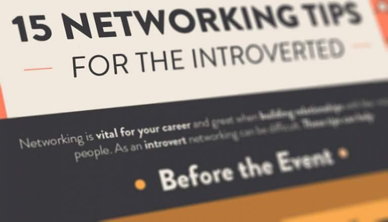 15 netwerktips voor introverte
