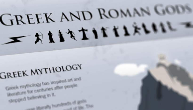Griekse en Romeinse goden