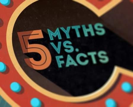 5 mythus versus feiten